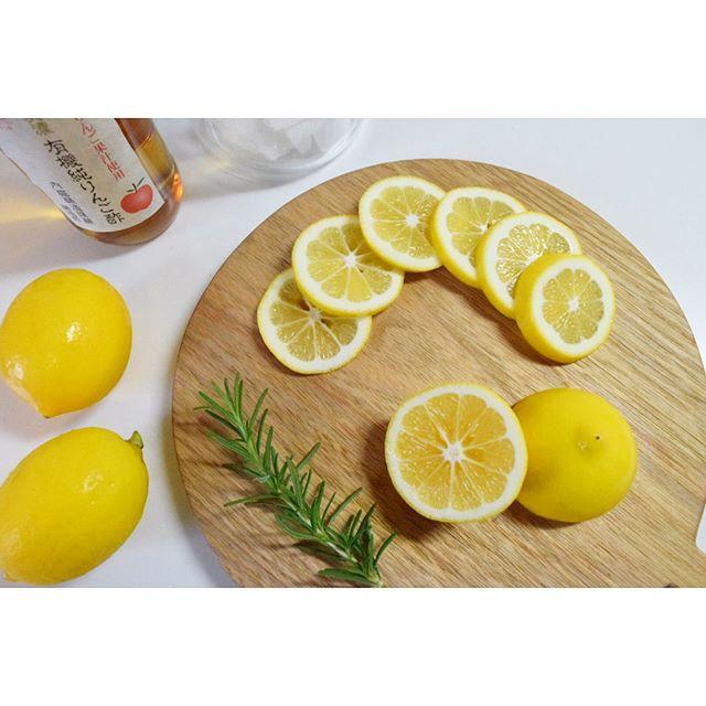 レモンのシロップ漬け2