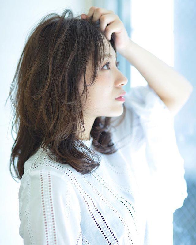 2019 モテる髪型 清潔感