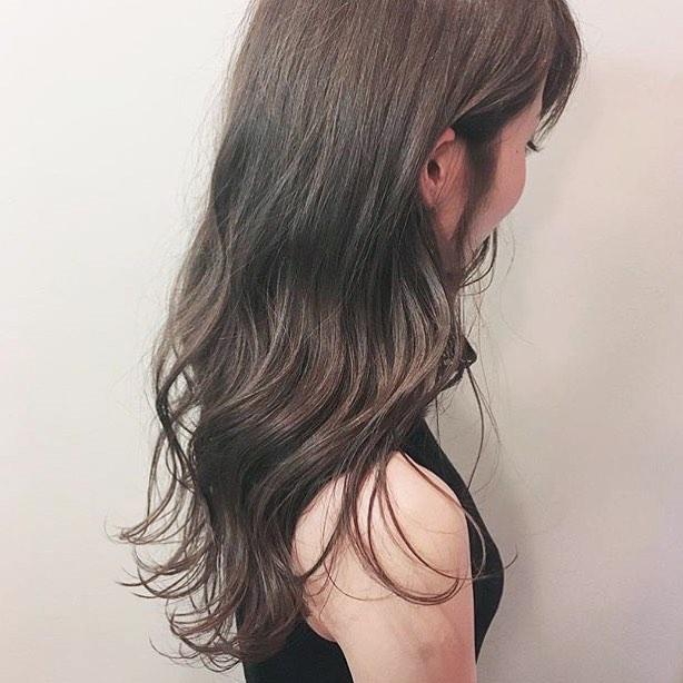 2019 モテる髪型 ロングヘア
