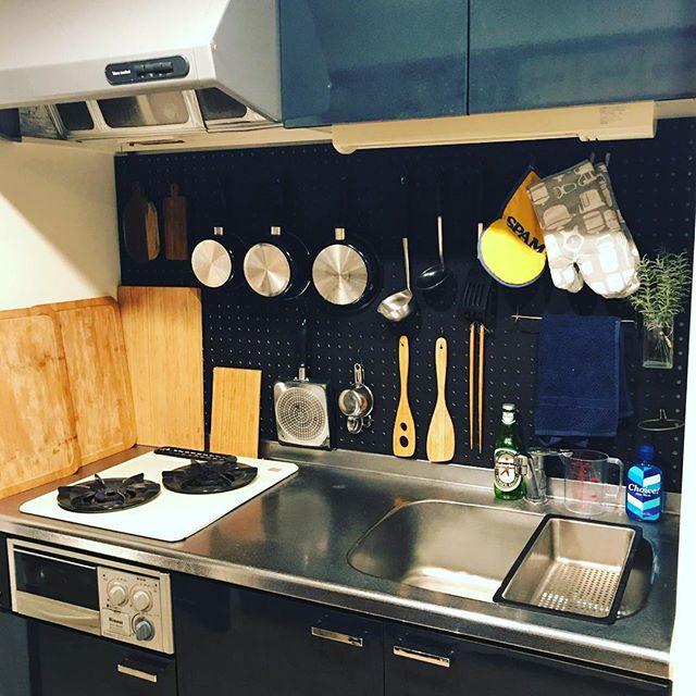 小さくてもステキなキッチンを作ろう