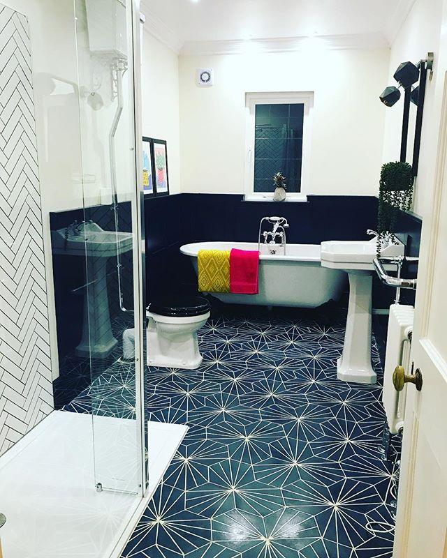バスルーム 実例10