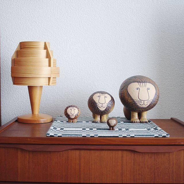 どれもこれも可愛らしい作品ばかり♡リサ・ラーソンを我が家に迎え入れよう!5