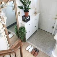 玄関の鏡は風水的にどうなの?鏡を使っておしゃれ&運気を呼び込む玄関を作ろう