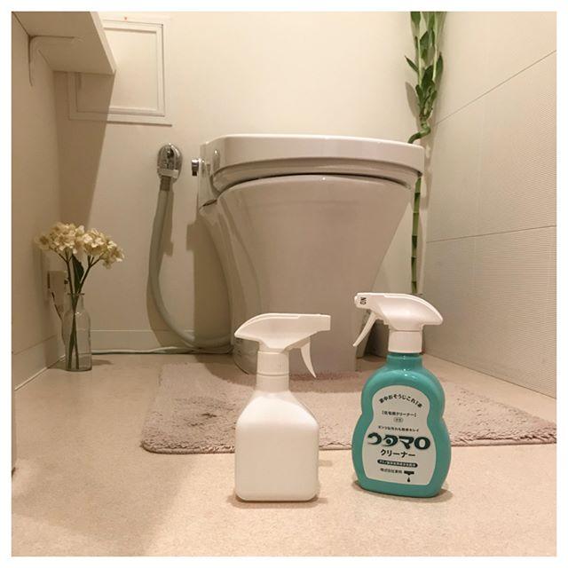 ウタマロクリーナー トイレ
