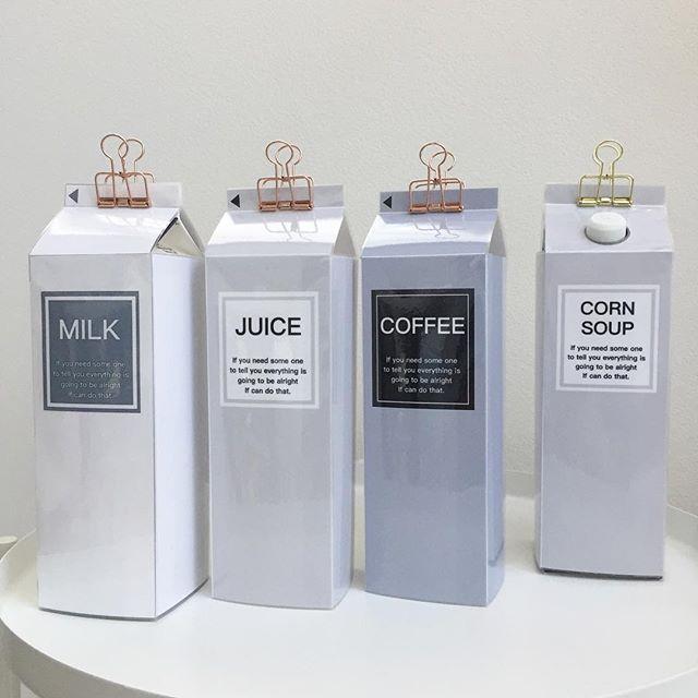 紙パック飲料 カバー