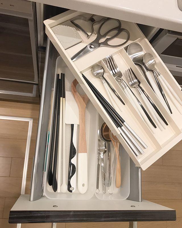 キッチン収納 カトラリー ツール類4