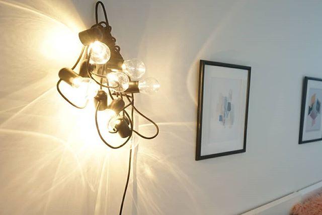 ガーランドライトや豆電球2