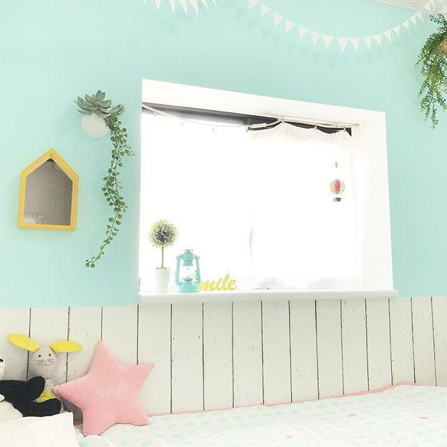 女の子の子供部屋19