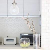 季節感のあるワンアクセントに植物をプラス!「桜の花」で春を感じるインテリア♪