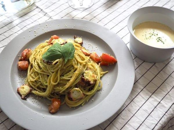 パスタを一段と美味しく見せる方法15選4