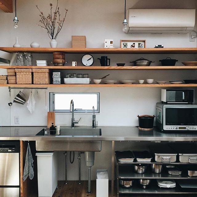 キッチン 桜2