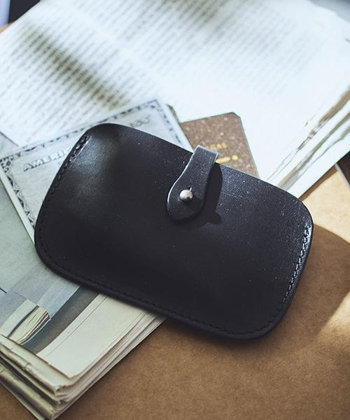 本革カードケース/名刺入れ