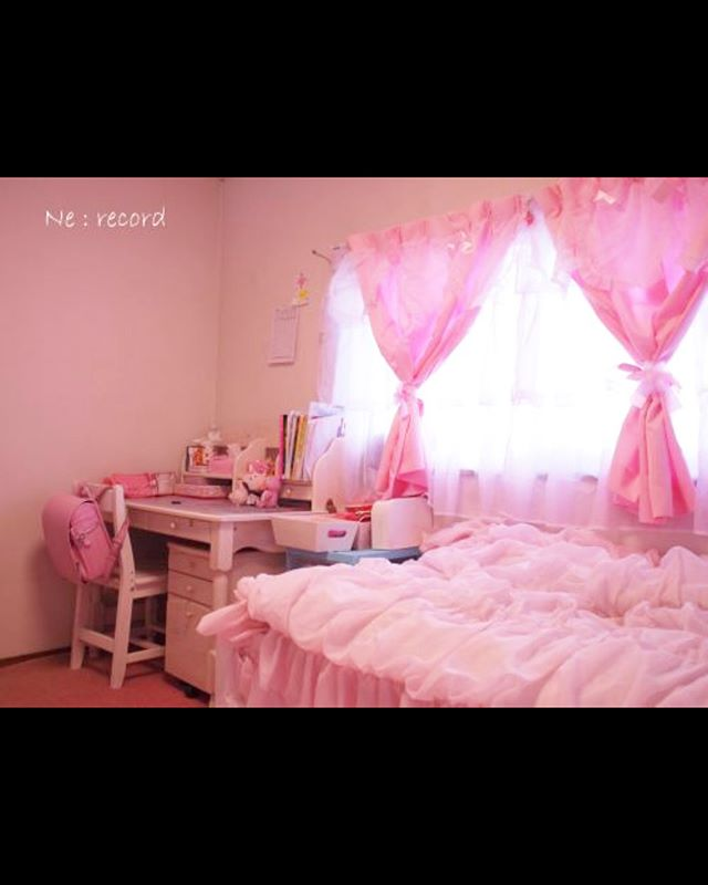 女の子の子供部屋37