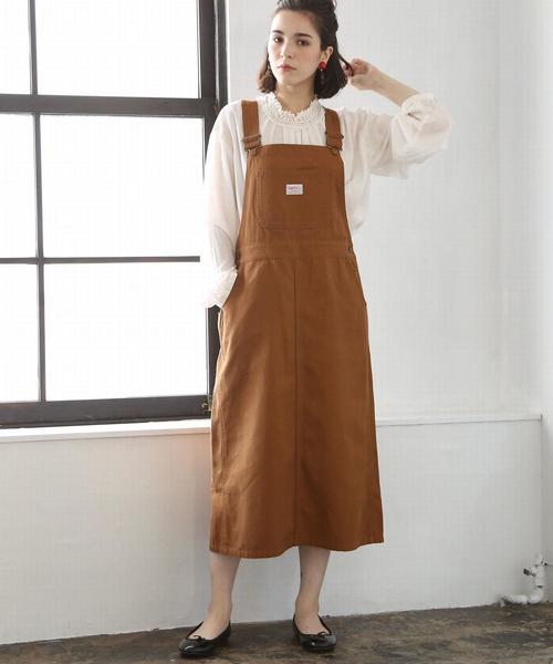 [coen] 【新色登場】SMITH(スミス)ジャンパースカート