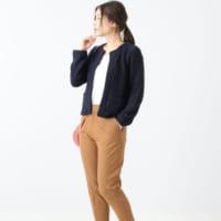 軽く羽織れるジャケットがちょうどいい!すっきり見えする大人女子コーデを叶えよう♪