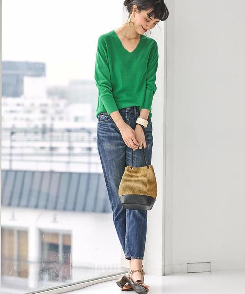 [green label relaxing] ◆SC SIGNATURE デニム パンツ
