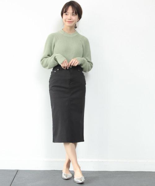 [SESTO] ストレッチタイトスカート