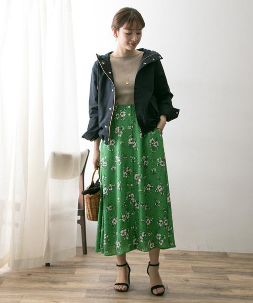 [URBAN RESEARCH] ブーケフラワースカート