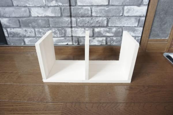 ダイソー 木箱DIY 作り方4