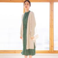 コーデが一気にこなれる☆「ロングカーディガン」の着こなし15選!