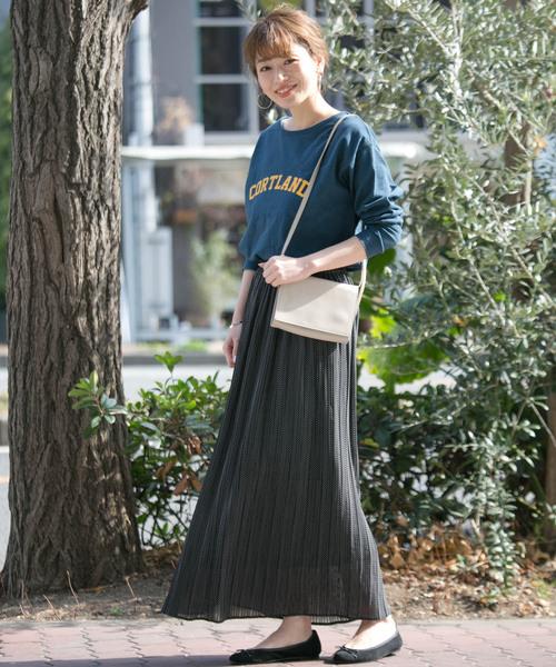 [URBAN RESEARCH] ミニドットプリーツスカート
