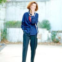 テーパードパンツの春夏コーデ特集!きれいめな着こなしを叶えるレディーススタイル