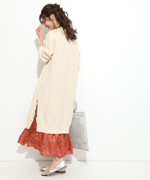 [ViS] フラワーシャイニースカート