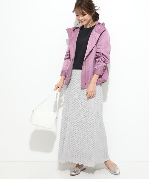 [ViS] 【泉里香さん着用】マウンテンパーカー