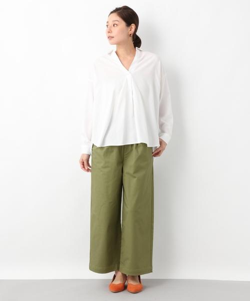 レギュラームジガラスキッパーシャツ