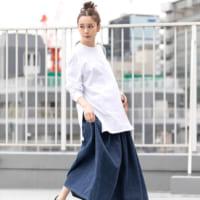 【2019春コーデ】白Tシャツを使ったおすすめレディースコーデをご紹介