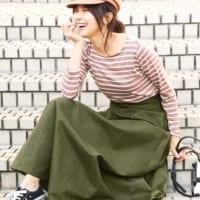プチプラ【Re:EDIT】で好感度を上げる!春コーデのベースになるスカート&パンツ15選