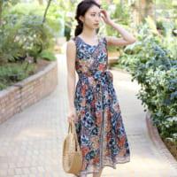 大人女子のリゾートコーデ特集!「楽でおしゃれ」を叶える旅行ファッション
