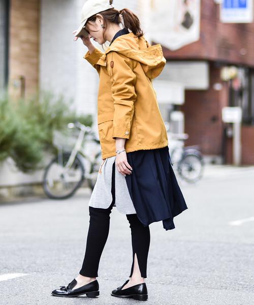 [Fashion Letter] ステンカラーコート