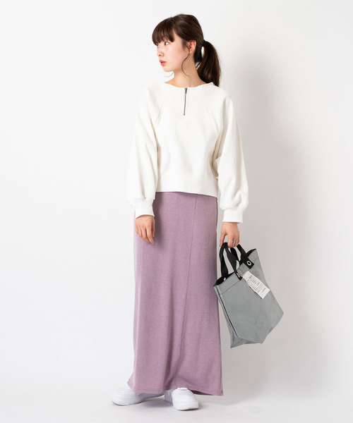 [Kastane] カットソーマーメイドスカート