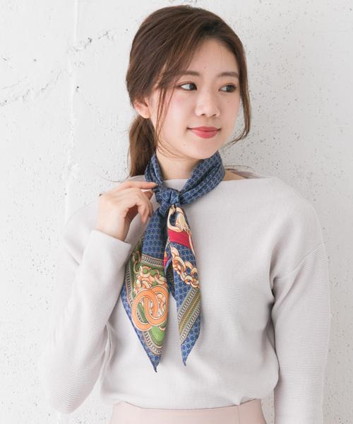 [URBAN RESEARCH] ベルト柄スカーフ