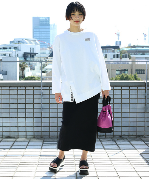 [FREAK'S STORE] 【WEB限定】サブニット タイトスカート