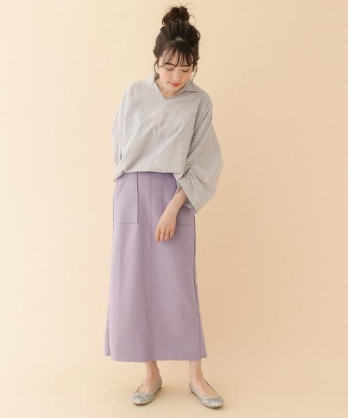 [ITEMS URBANRESEARCH] ウエストイージータイトスカート