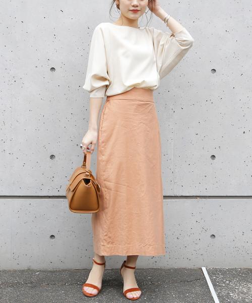 オレンジスカート3