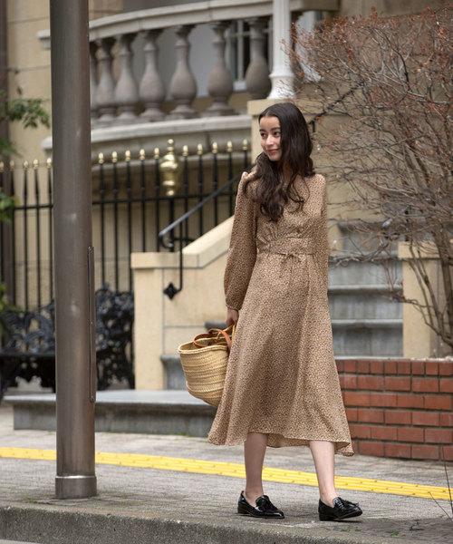 [marjour] FLORET DRESS