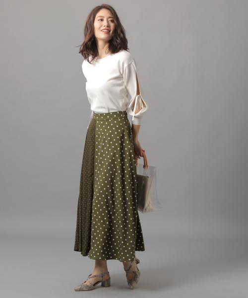 [Andemiu] ドットXドットスカート