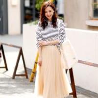 春はスカートが気になる季節♡大人女性のための甘さ控えめ「スカート」コーデ15選!
