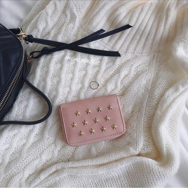 ダイソーでマストバイなミニ財布♡