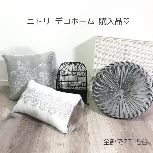 ニトリ デコホーム インテリア15