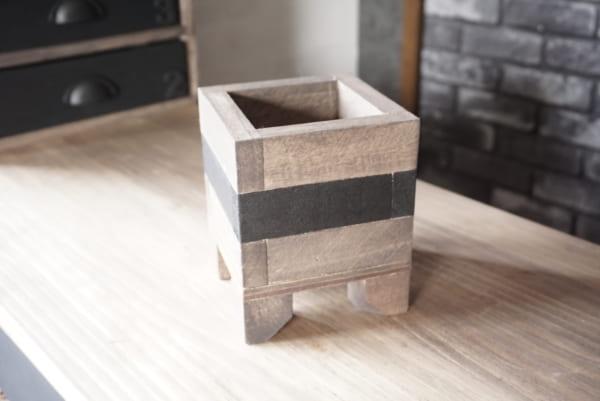 ダイソー 木箱 DIY10