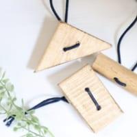 【連載】木材で簡単DIY!おしゃれでナチュラルな《ヘアゴム》を作ってみよう♡