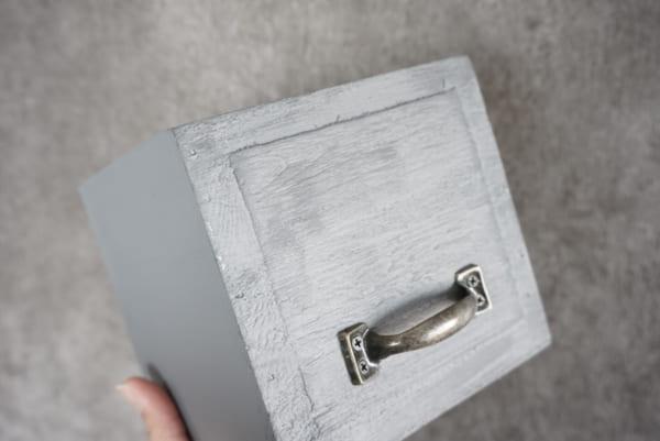 ダイソー 木箱DIY 作り方3