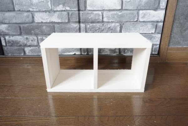 ダイソー 木箱DIY 作り方5
