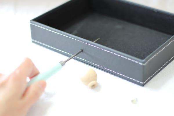 セリア DIY 引き出し 作り方10