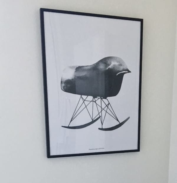 "Magdalena Tyboni Designの""Rocking Chair"""
