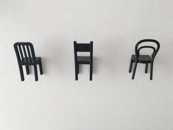子供部屋インテリア 男の子 北欧 モノトーン IKEA フック